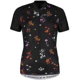 Maloja ViagravaM. AOP Bike Jersey Shortsleeve Women black/colourful